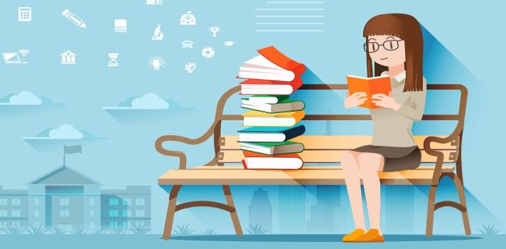 Aprende cómo leer más libros.