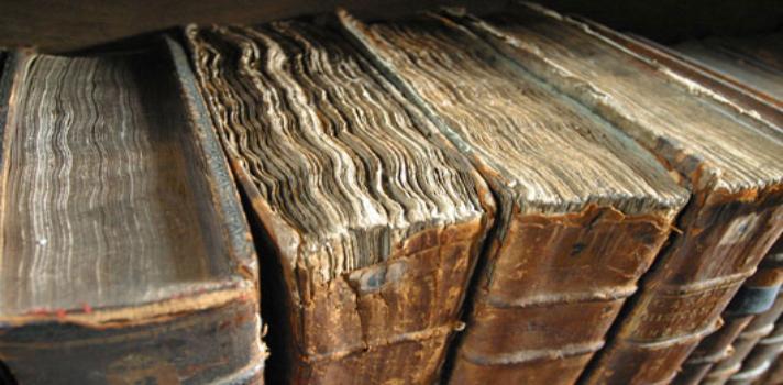 El Patrimonio Documental también es una rama que necesita de medidas para su conservación y difusión