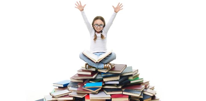 Los lectores habituales desarrollan mejor su capacidad creativa