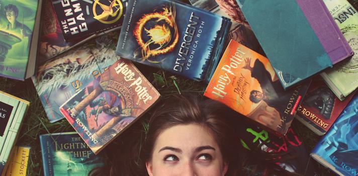 12 libros para adolescentes ideales para leer en vacaciones