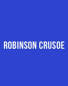 Livro grátis - Robinson Crusoe, de Daniel Defoe
