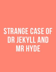 Livro grátis - Strange Case of Dr Jekyll and Mr Hyde, de Robert Louis Stevenson