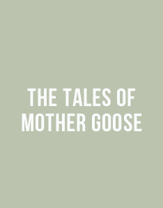 Livro grátis - The Tales of Mother Goose, de Charles Perrault