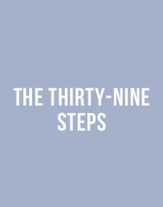 Livro grátis - The Thirty-Nine Steps, de John Buchan