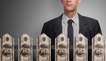 Los hombres necesitan ganar más del doble que las mujeres para ser felices