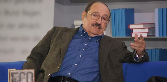 10 frases para recordar a Umberto Eco.