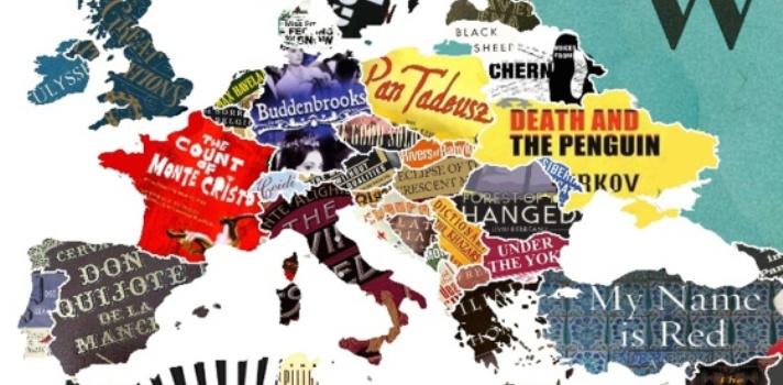 Fragmento extraído del mapamundi diseñado por Backforward24