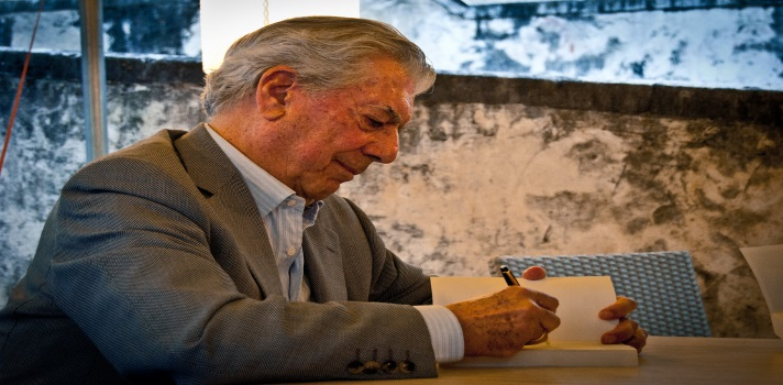 Mario Vargas Llosa nació el 28 de marzo de 1936.