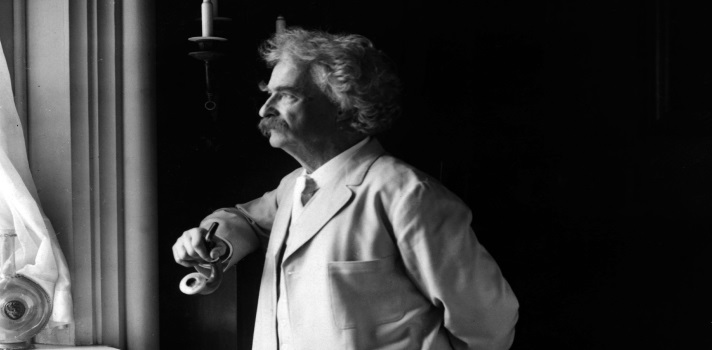 10 frases de Mark Twain para recordarlo en el día de su cumpleaños.