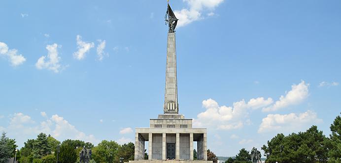 Memorial Slavin
