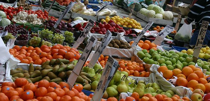 Mercado Dublín