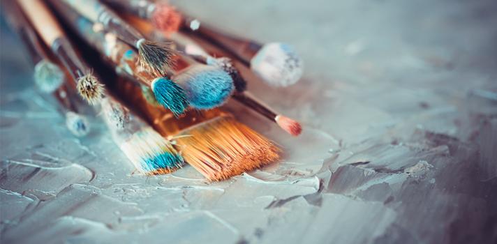 Con los estudios de arte aprenderás a desarrollar diferentes disciplinas, por ejemplo, la pintura