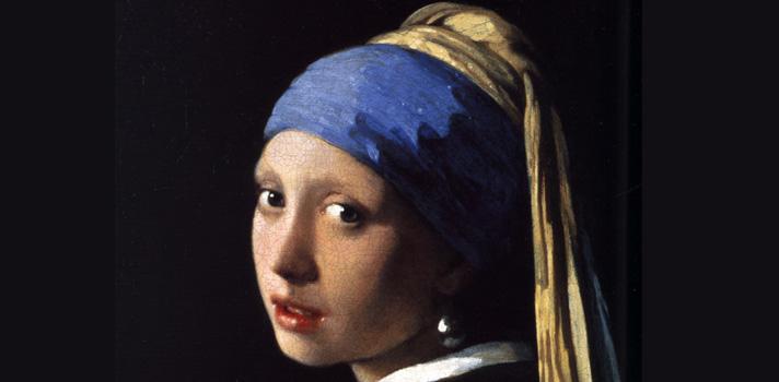Arte do Dia: Moça com o Brinco de Pérola de Johannes Vermeer