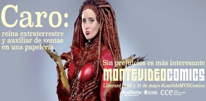 """<p><a href=https://www.montevideocomics.com.uy/ target=_blank>Montevideo Comics</a>, el evento que los fanáticos del comic esperan todo el año, tendrá su edición los próximos <strong>20 y 21 de mayo</strong> en el <strong>Centro Cultural de España</strong> (CCE) y en el <strong>Auditorio Nacional del Sodre</strong>. Habrá invitados especiales al """"cumple de 15"""" de la mayor convención de historietas, animación y juegos del país.</p><p></p><p>""""Sin prejuicios es más interesante"""" es el lema de esta decimoquinta edición del Montevideo Comics, la que contará con una <strong>nutrida cartelera de artistas nacionales e internacionales</strong> (trece invitados internacionales en total) de la talla del <strong>británico David Lloyd, uno de los creadores de</strong> una de las más celebradas historias del comic de todos los tiempos, <strong>""""V de Venganza""""</strong>.</p><p></p><p>Si bien Lloyd es una de las presencias más esperadas por los fanáticos de este género, otras asistencias también están generando mucha expectativa, como la del español <a href=https://ajaalbertojimenezalburquerque.blogspot.com.uy/ target=_blank rel=me nofollow> Alberto Jiménez Alburquerque</a>, <strong>dibujante de la serie """"La letra 44""""</strong>, según los expertos en el tema, una de las mejores historietas de ciencia ficción de los últimos años. Jiménez estará acompañado del guionista de la serie, el estadounidense Charles Soule.</p><p></p><p>La delegación argentina que desembarcará en el <strong>Montevideo Comics 2017</strong> cuenta con seis artistas entre los que estará presente <strong>""""Tute"""", el hijo del reconocido """"Caloi""""</strong>; mientras que los artistas nacionales suman más de veinte y entre los nombres ya reconocidos vuelve a figurar el de <strong>William Gezzio</strong> .</p><p></p><p>Además de las conferencias y presentaciones, el Montevideo Comics tendrá, como de costumbre, muchas más propuestas: <strong>cosplay, videojuegos, exposiciones, juegos de mesa y rol, talleres y stands entre ot"""