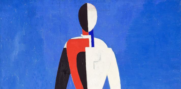 Arte do Dia: Mulher com Ancinho de Kazimir Malevich