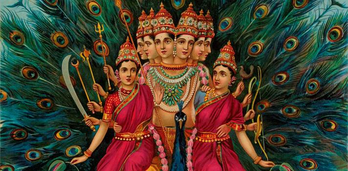 Arte do Dia: Muragan de Raja Ravi