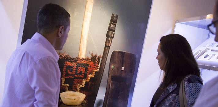 Abren al público parte de la colección del museo Gustavo Le Paige en San Pedro de Atacama