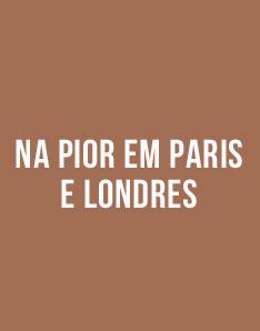 Livro grátis - Na Pior em Paris e Londres, de George Orwell