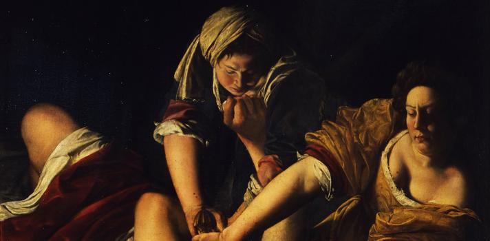 Arte do Dia: Judite Decapitando Holofernes de Artemisia Gentileschi