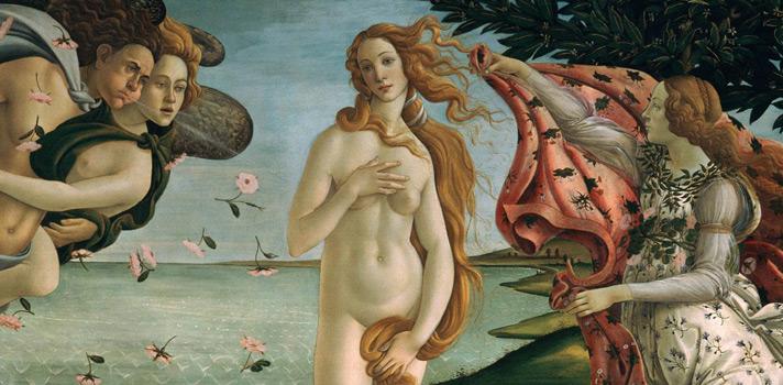 Arte do Dia: O Nascimento de Vênus de Sandro Botticelli