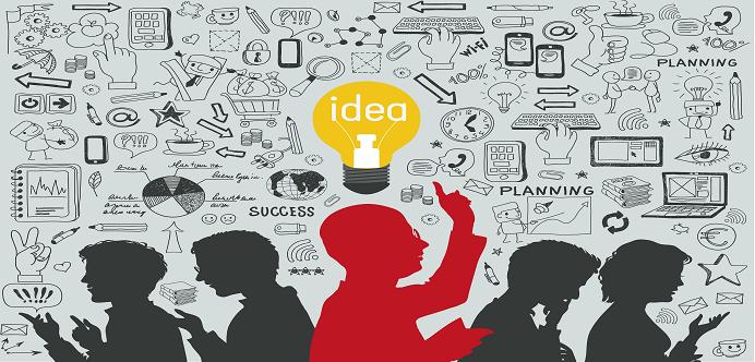 Curso para desarrollar el potencial creativo y el cambio de mentalidad.