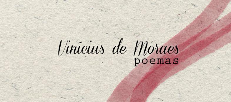 <p>Com talento nato para criar as mais belas composições com palavras, que contribuíram para a literatura, a música e a cultura brasileira, <strong>Vinícius de Moraes</strong>, ou o poetinha, como era conhecido, pode ser considerado um dos maiores nomes da <strong>poesia nacional</strong>.</p><p></p><blockquote style=text-align: center;>Cadastre-se <span style=text-decoration: underline;><a id=LIVROS class=enlaces_med_leads_formacion title=Cadastre-se aqui para baixar mais de 2 mil livros grátis href=https://livros.universia.com.br/ target=_blank>aqui</a></span> para baixar mais de <strong>2.000 livros grátis</strong></blockquote><p><span style=color: #333333;><strong>Você pode ler também:</strong></span><br/><a style=color: #ff0000; text-decoration: none; text-weight: bold; title=5 livros de poetas brasileiros que você deve conhecer href=https://noticias.universia.com.br/destaque/noticia/2016/03/21/1137557/5-livros-poetas-brasileiros-deve-conhecer.html>» <strong>5 livros de poetas brasileiros que você deve conhecer</strong></a><br/><a style=color: #ff0000; text-decoration: none; text-weight: bold; title=20 poemas de Carlos Drummond de Andrade href=https://noticias.universia.com.br/destaque/especial/2011/10/31/883898/20-poemas-carlos-drummond-andrade.html#>» <strong>20 poemas de Carlos Drummond de Andrade</strong></a><br/><a style=color: #ff0000; text-decoration: none; text-weight: bold; title=Todas as notícias de Cultura href=https://noticias.universia.com.br/cultura>» <strong>Todas as notícias de Cultura</strong></a></p><p></p><p>Nascido na cidade do Rio de Janeiro, em 19 de outubro de 1913, Vinícius sempre foi um exemplo clássico da boemia carioca. Amante intenso e apaixonado, o poetinha casou-se nove vezes e teve incontáveis casos amorosos. Depois das mulheres, sua grande paixão era apreciar os dias, tardes e noites do Rio de Janeiro, sentado em uma mesa de bar, compondo músicas e escrevendo.</p><p></p><p>Entre seus trabalhos de maior destaque está a canção <em>