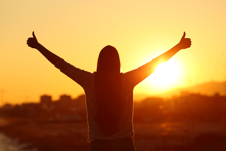 Descubra os benefícios de ter pensamentos positivos