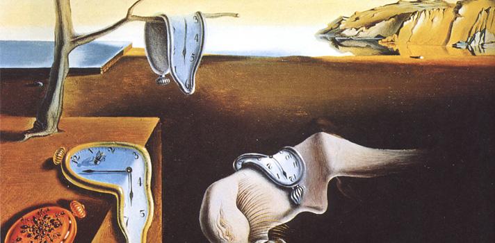 Arte do Dia: A Persistência da Memória de Salvador Dalí