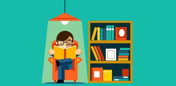 La lectura es de los mejores hábitos para los profesionales que tienen que estar en continuo aprendizaje