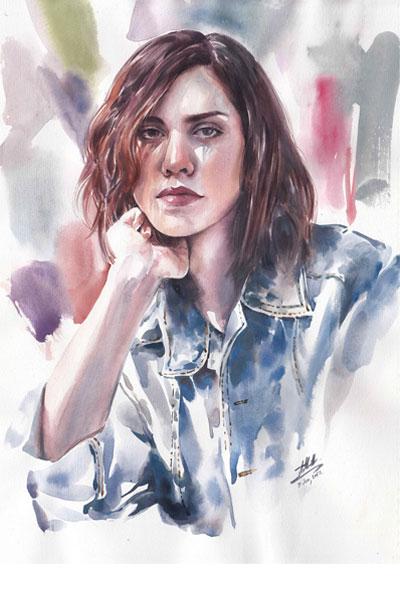 pintura-watercolor-de-him-hp