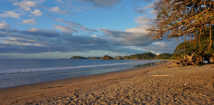Playa Tamarindo en Costa Rica
