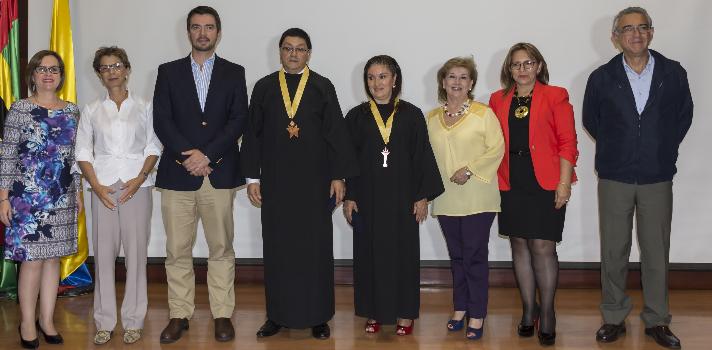 Ganadores: Mariana de Jesús Chaparro y José de Jesús Moreno Ruiz.