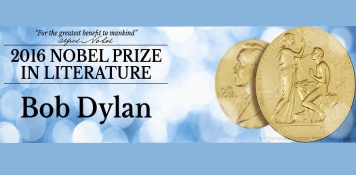 """Después de varias especulaciones y de las apuestas alrededor del mundo de las que en ningún caso se barajó el nombre de quien finalmente salió premiado, <strong>el Premio Nobel de Literatura 2016 fue concedido al músico Bob Dylan</strong>. La Academia Sueca decidió entregarle el máximo galardón de las letras al músico <strong>""""por haber creado nuevas expresiones poéticas en la gran tradición de la canción americana""""</strong>. <br/><br/><br/>Dylan nación en Minnesota, Estados Unidos, un 24 de mayo de 1941 bajo el nombre de Robert Allen Zimmerman. A principio de los años sesenta abandonó su pueblo y fue rumbo a Nueva York, con el sueño de dedicarse a la música. Allí, provisto con poco más equipaje que una gorra y su guitarra acústica, el joven Dylan recaló en un bohemio barrio de Manhattan, donde conoció y se rodeó de diversos cantautores locales. <br/><br/><br/>Esta experiencia le sirvió para <strong>sus composiciones, las que también estaban cargadas de influencia de la poesía de los surrealistas franceses o de la realidad</strong>; recursos que le sirvieron de inspiración para sus primeras canciones definidas como contestatarias sin perder la veta poética. Sin embargo, <strong>este mote de poeta no era el que más en gracia caía al propio Dylan</strong>, a juzgar por lo que respondía a la prensa cuando ya en 1965 lo comenzaron a llamar de poeta: <strong>""""No me llamo poeta porque no me gusta la palabra. Soy un artista del trapecio""""</strong>, argumentaba. <br/><blockquote style=text-align: center;>El galardonado recibirá un diploma, una medalla de oro y un premio económico de 8 millones de coronas suecas (832.000 euros)</blockquote> Más allá de ser reconocido a nivel mundial por sus canciones,<strong> Dylan es un pionero en la introducción de la literatura en la música popular</strong>, y justamente la Academia destaca su novela """"Tarántula"""" (1971) y una recopilación de escritos y dibujos publicados en 1973, como """"Drawn Blank"""", publicado por <strong>Random House</stron"""