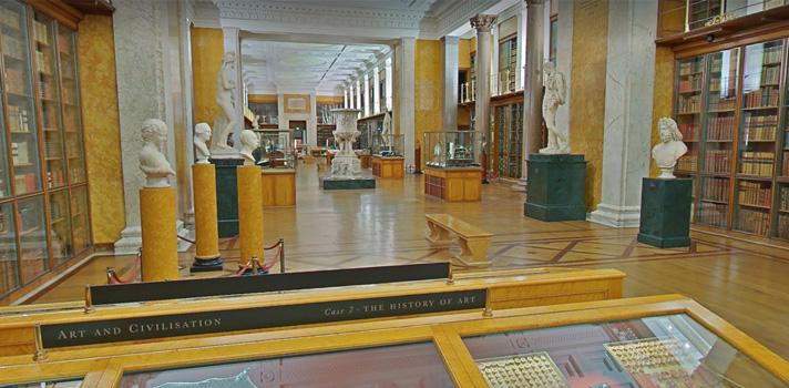 Projeto do Google oferece visita online a quase 3 mil museus nacionais e internacionais