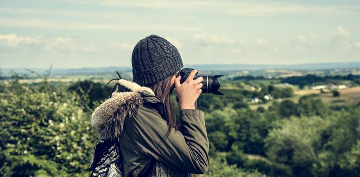 ¿Puede la fotografía ser antidepresiva?