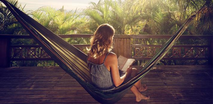 Con voluntad, los hábitos de lectura pueden mejorarse