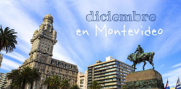 Cartelera de eventos: qué hacer en Montevideo durante el mes de diciembre
