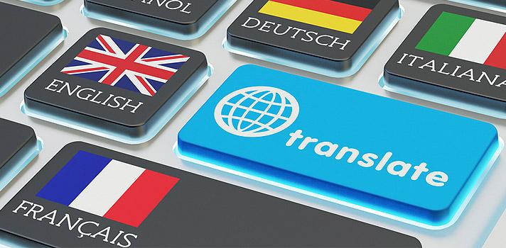 Aunque los traductores pueden ayudar, lo mejor siempre será poseer un buen nivel en el manejo de un idioma