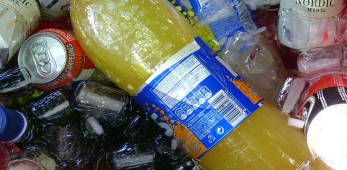 El consumo de bebidas azucaradas tiene graves efectos en la salud