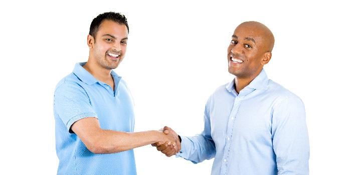 O ideal é que você seja capaz de resolver os seus conflitos de maneira passiva