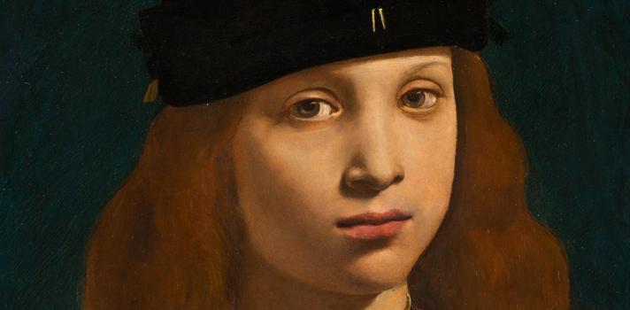 Arte do Dia: Retrato de um Jovem de Giovanni Boltraffio
