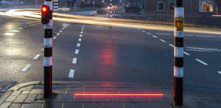 Nuevos semáforos para los adictos al móvil