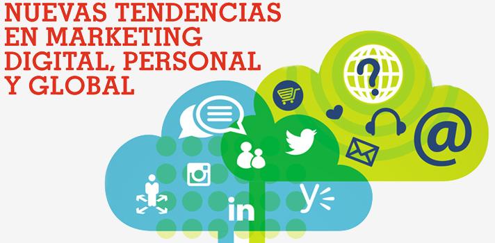 """Participa del seminario """"Nuevas tendencias en marketing digital, personal y global"""""""