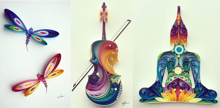 Arte do dia: 4 obras de Sena Runa [+ entrevista com a artista]