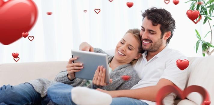 Disfruta de una buena serie con tu pareja o amigos