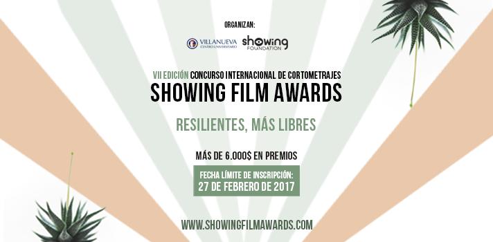 Showing Film Awards 2017.