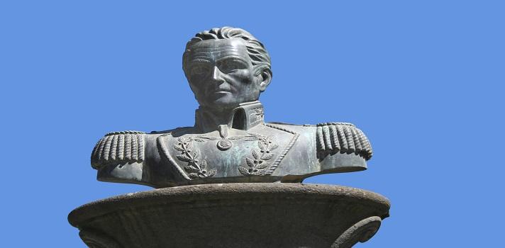 ¿Cómo se convirtió en prócer independentista Simón Bolívar?.