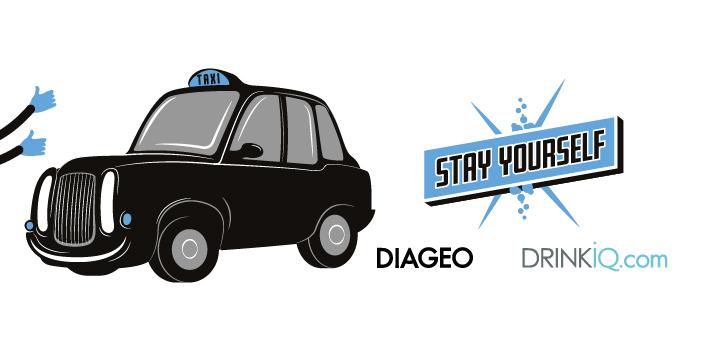 Diageo convida-te a não perder o controlo