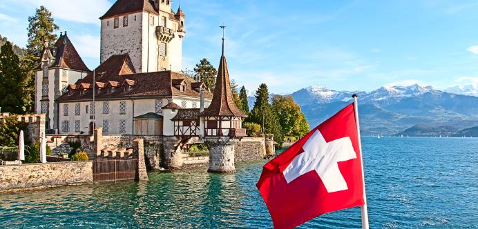 Suiza, es el mejor país del mundo.