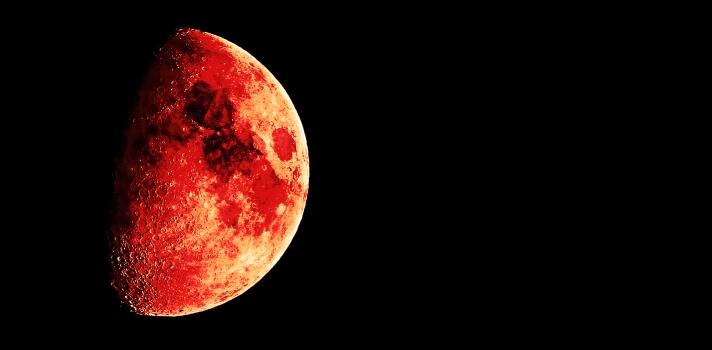 No te pierdas este domingo noche la Superluna